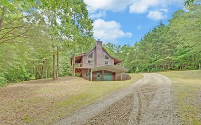 Blairsville Single Family Home For Sale: 274 Henson Rd