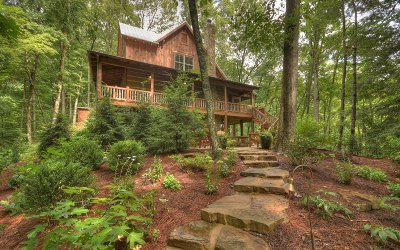 Ellijay Single Family Home For Sale: 34 Chief Whitetails Rd