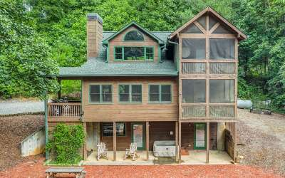 Ellijay Single Family Home For Sale: 259 Timberwalk Drive