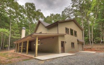 Fannin County Single Family Home For Sale: 17055 Morganton Highway