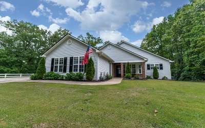 Blue Ridge Single Family Home For Sale: 116 E Dogwood Ln