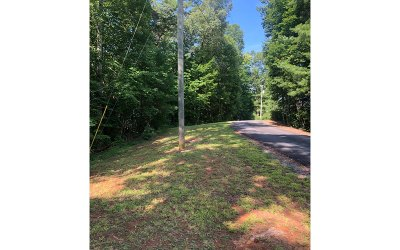 Ellijay Residential Lots & Land For Sale: 30 Parks Mountain Road