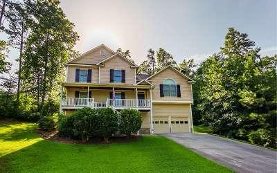 Jasper Single Family Home For Sale: 59 Lock Ct