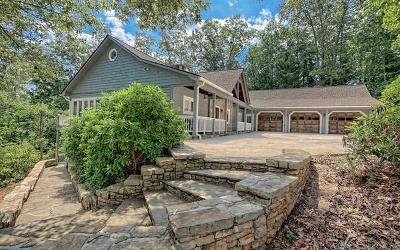 Hiawassee Single Family Home For Sale: 1672 Stonecrest Circle