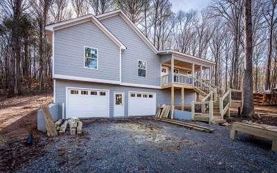 Jasper Single Family Home For Sale: 204 Ollie Long Rd