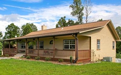 Warne Single Family Home For Sale: 971 White Oak Dr