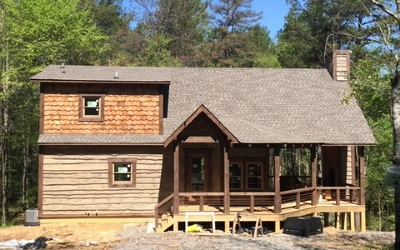 Mineral Bluff Single Family Home For Sale: Lot 4 Ridgeline Vistas
