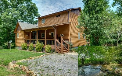 Cherokee County Single Family Home For Sale: 1690 Wolfcreek Road