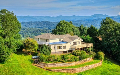 Blairsville Single Family Home For Sale: 591 Mountain Top Rd