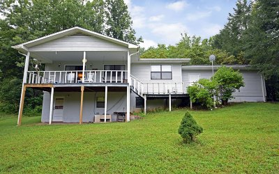 Young Harris Single Family Home For Sale: 1015 Ivylog Creek Road