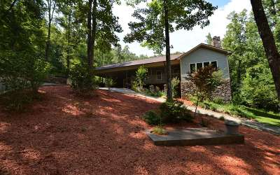 Young Harris Single Family Home For Sale: 8262 Truelove Mtn Rd
