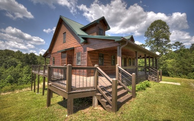 Blue Ridge Single Family Home For Sale: 371 Ridgewood Drive
