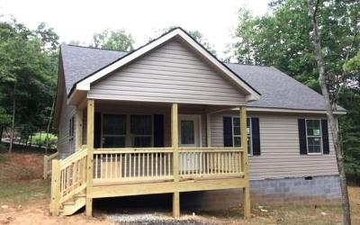 Ellijay Single Family Home For Sale: 1385 Villa Drive