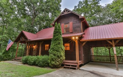 Gilmer County Single Family Home For Sale: 294 Lemmon Drive