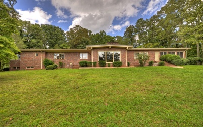Blue Ridge Single Family Home For Sale: 4686 Blue Ridge Drive