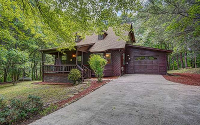 Blairsville Single Family Home For Sale: 857 Stephens Road