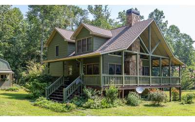 Pickens County Single Family Home For Sale: 660 Tyler Dr