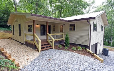 Blairsville Single Family Home For Sale: 331 Piney Point Road