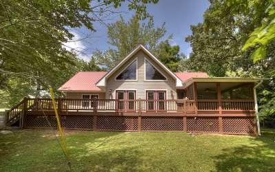 Blue Ridge Single Family Home For Sale: 679 Gray St.