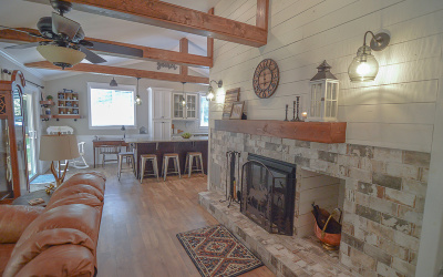 Hayesville Single Family Home For Sale: 3301 Ellington Road