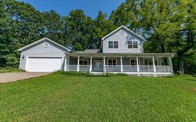 Ellijay Single Family Home For Sale: 6 River Ridge Rd