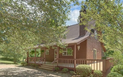 Blairsville Single Family Home For Sale: 244 Deerwood Trail Road
