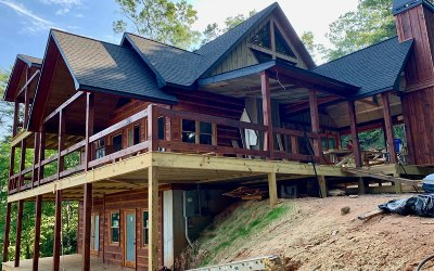 Blue Ridge Single Family Home For Sale: Lot 5 Spirit Mountain