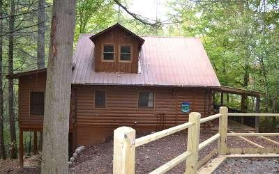 Blue Ridge Single Family Home For Sale: 611 Magnolia Drive