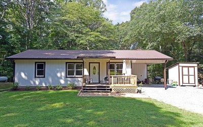 Blairsville Single Family Home For Sale: 948 Ivy Log Rd