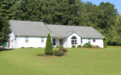 Murphy Single Family Home For Sale: 779 Barnett Road