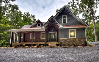 Blue Ridge Single Family Home For Sale: 117 Oriole Drive