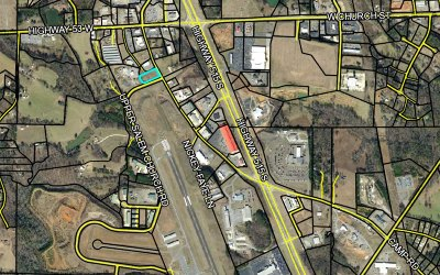 Pickens County Commercial For Sale: 3989 Camp Rd