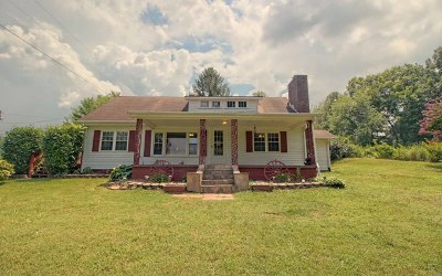 Hayesville Single Family Home For Sale: 77 Laurel Branch Rd