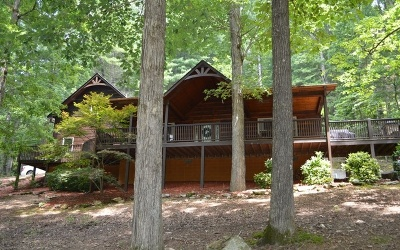 Blairsville Single Family Home For Sale: 34 Middle Creek Road