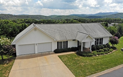 Blue Ridge Single Family Home For Sale: 180 Dawson Way