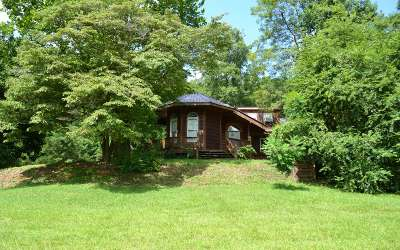 Cherokee County Single Family Home For Sale: 19691 W Us Hwy 64