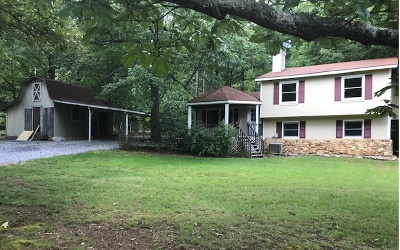 Blairsville Single Family Home For Sale: 48 Skeenah Ridge