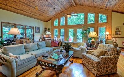 Ellijay Single Family Home For Sale: 1765 Walnut Ridge