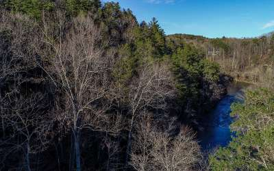 Ellijay Residential Lots & Land For Sale: Lt76 Bluffs Of Cartecay