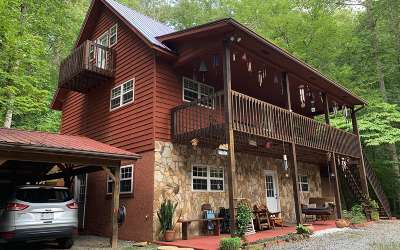 Hayesville Single Family Home For Sale: 3333 Ellington Road
