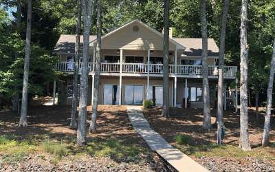 Hiawassee Single Family Home For Sale: 1364 Heathers Cove Circle