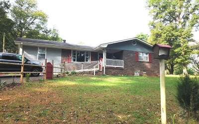 Blairsville Single Family Home For Sale: 44 Zeb Martin Drive