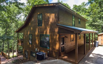 Blairsville Single Family Home For Sale: 570 Ridge Rd
