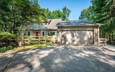 Jasper Single Family Home For Sale: 406 Lake View Trace