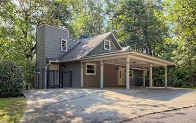 Rabun County Single Family Home For Sale: 446 Lancelot Loop