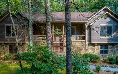 Gilmer County Single Family Home For Sale: 499 Owensby Mill Drive