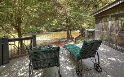 Ellijay Single Family Home For Sale: 10 Kayak Village Dr