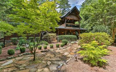 Ellijay Single Family Home For Sale: 11 River Bend Court
