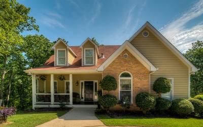 Jasper Single Family Home For Sale: 192 Winchester Ridge N