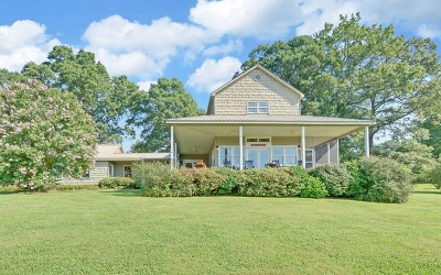 Union County Single Family Home For Sale: 237 River Meadows